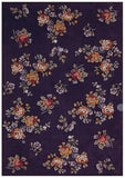 Rug Market America CO Autumn Rose Indigo/Gold/Cor Area main image