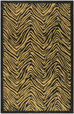 Rug Market America CO Tan/Brown Area 5' 0'' X 8' 0''