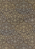 Couristan Dolce Coppola Brown/Beige Area Rug
