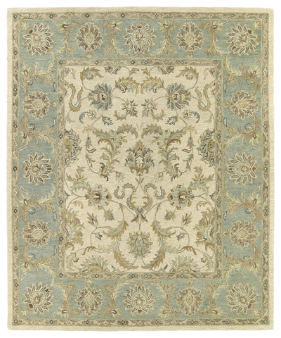 Kaleen Solomon King David-52 Ivory Area Rug main image