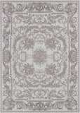 Couristan Dolce Messina Sky Blue/Grey Area Rug