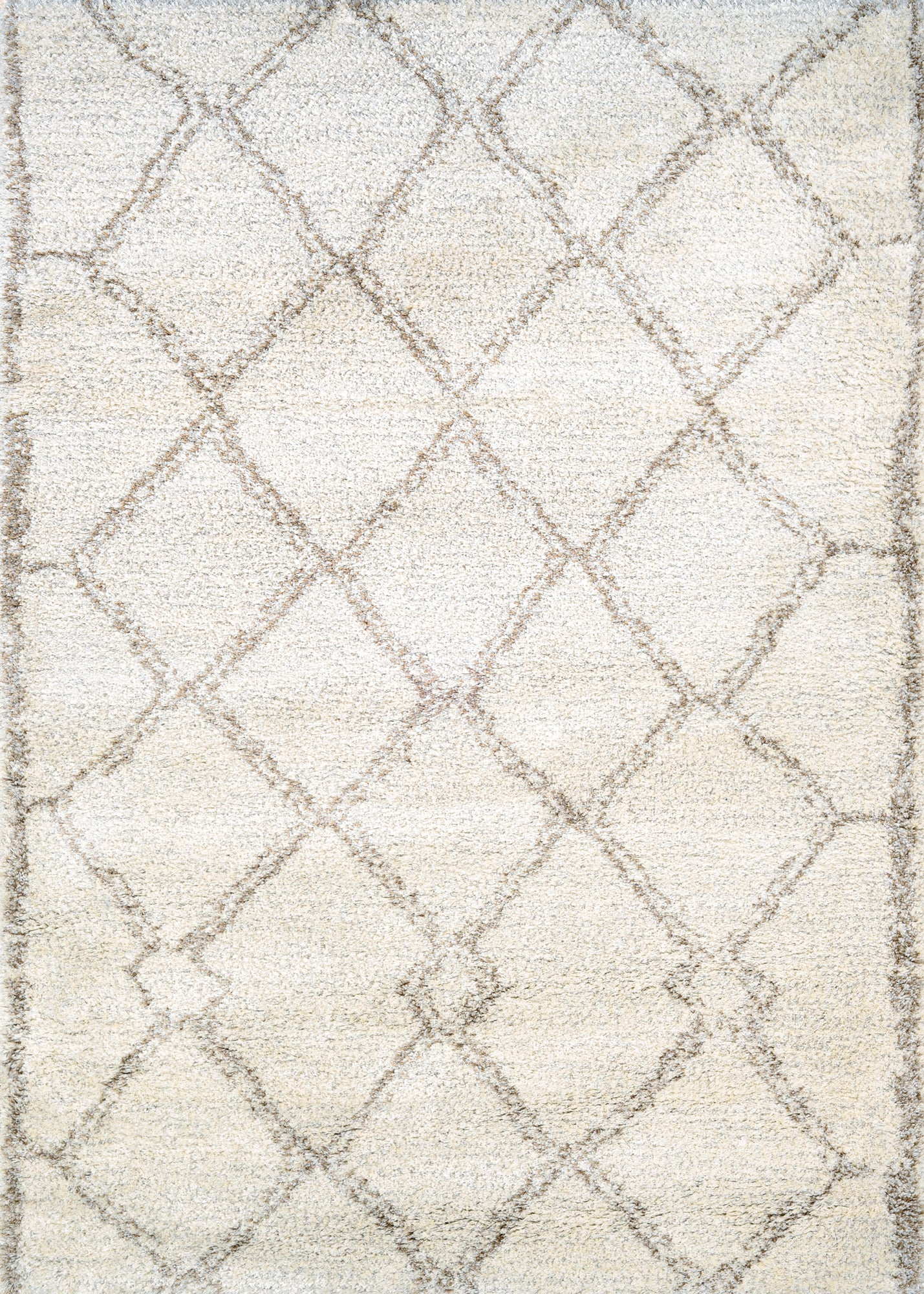 Couristan Bromley Snowflake Bronze Area Rug main image