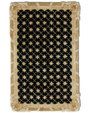 Rug Market America CO Ellington Black Area 5' 3'' X 8' 3''