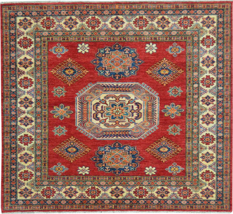 Kalaty Super Pak Kazak Red Area Rug main image