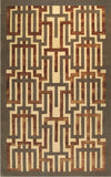 Rug Market America CO Riverside-Copper Cream/Copper Area 5' 0'' X 8' 0''
