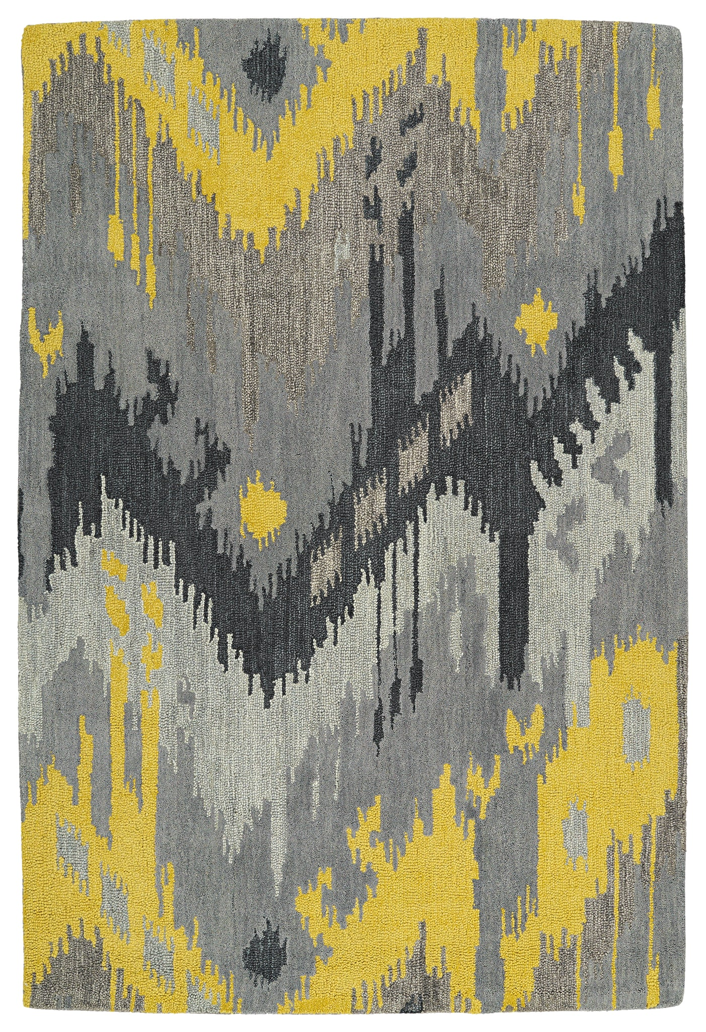 Kaleen Casual 5054-75 Grey Area Rug main image