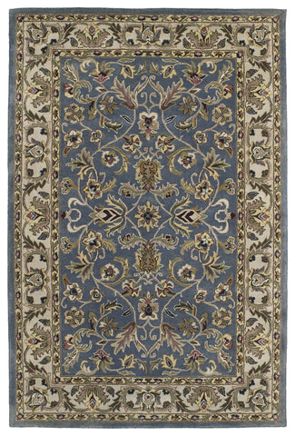 Kaleen Mystic William-01 Blue Area Rug
