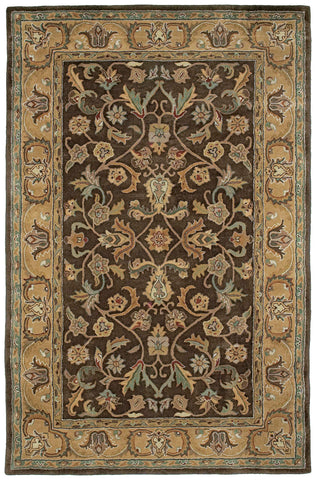 Kaleen Mystic William-01 Chocolate Area Rug main image