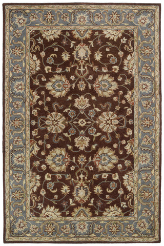 Kaleen Mystic Agean-62 Brown Area Rug main image