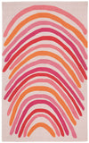 Capel Crescent 6065 Blush Multi 950 Area Rug by Hable Construction main image