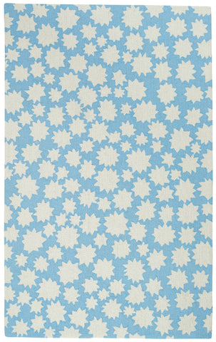 Capel Heavenly 6066 Blue Seas 400 Area Rug by Hable Construction main image