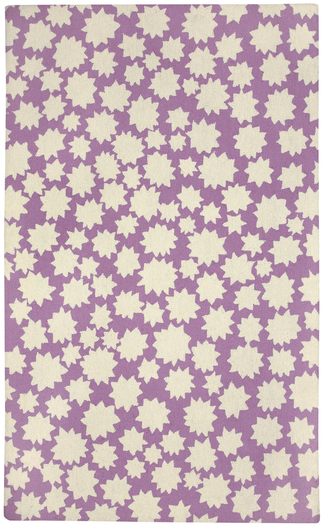 Capel Heavenly 6066 Purple 460 Area Rug by Hable Construction main image