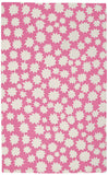 Capel Heavenly 6066 Pink 500 Area Rug by Hable Construction main image