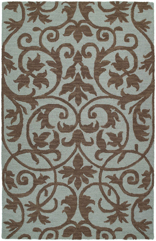 Kaleen Carriage Trellis-01 Spa Area Rug main image