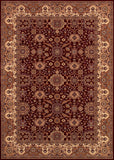 Couristan Himalaya Kailash Persian Red/Antique Cream Area Rug