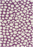 Capel Sky Heavenly 6301 Purple 465 Area Rug by Hable Construction main image