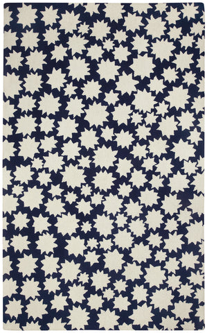 Capel Sky Heavenly 6301 Dark Blue 477 Area Rug by Hable Construction main image