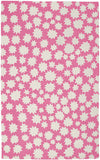 Capel Sky Heavenly 6301 Pink 515 Area Rug by Hable Construction main image