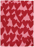Capel Confectionary Valentine 6302 Currant 577 Area Rug by Hable Construction main image