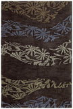 Kaleen Inspire Accolade-01 Chocolate Area Rug