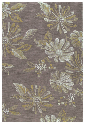 Kaleen Inspire Marvel-02 Brown Area Rug main image