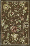Kaleen Khazana Savannah-57 Chocolate Area Rug