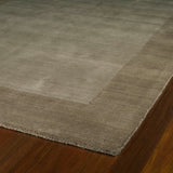 Kaleen Regency 7000-27 Taupe Area Rug Close-up Shot