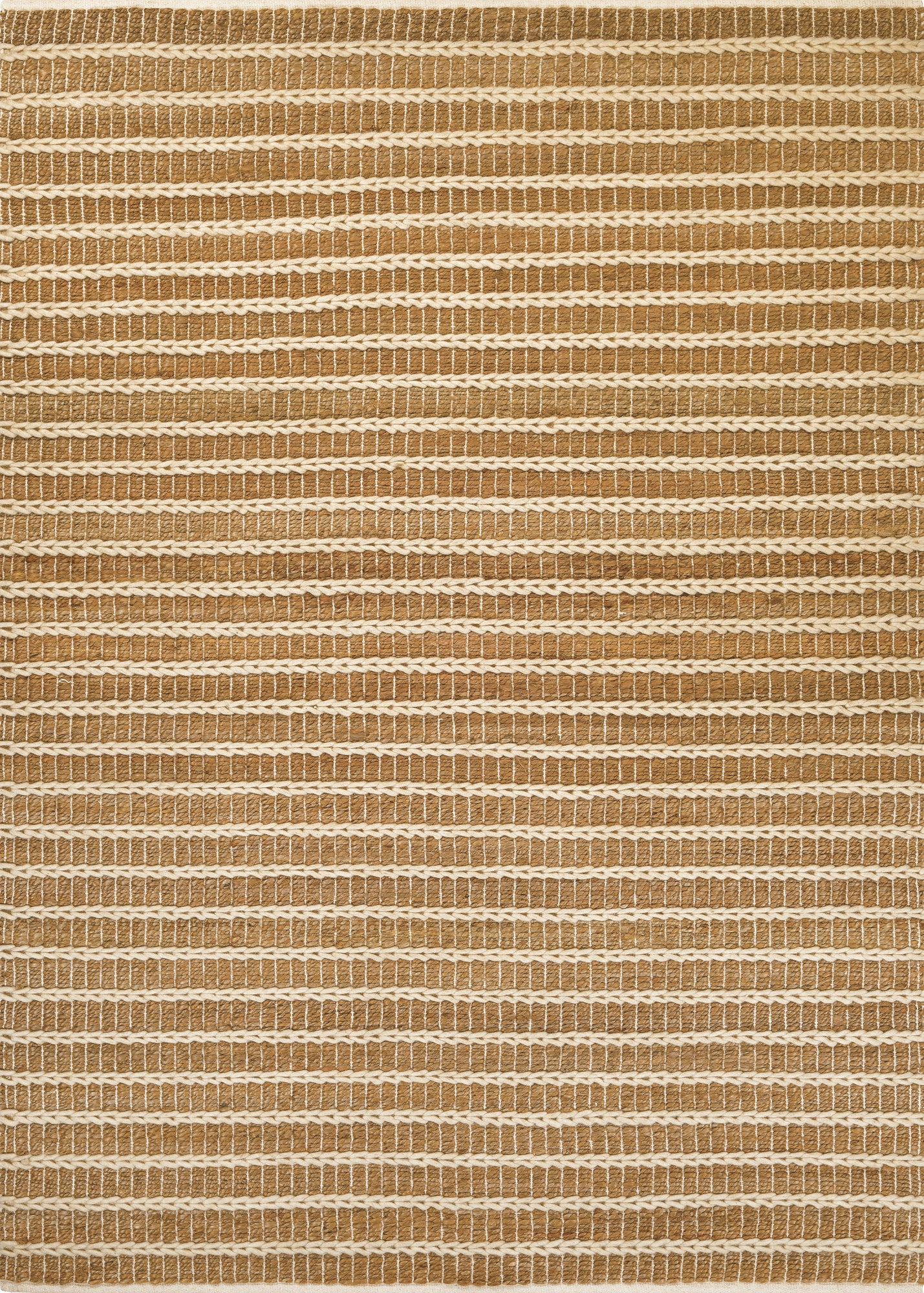 Couristan Nature's Elements Desert Sand Dune/Ivory Area Rug