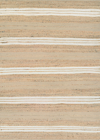 Couristan Nature's Elements Ray Natural/Ivory Area Rug