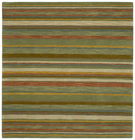 Kaleen Tara Square Twilight-11 Natural Area Rug main image