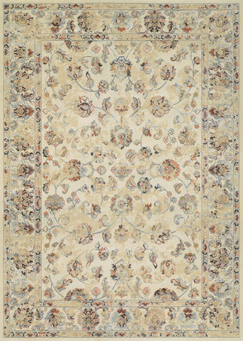 Couristan Easton Rothbury Beige/Multi Area Rug