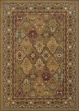Couristan Royal Kashimar Persian Panel Hazelnut Area Rug