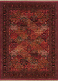 Couristan Kashimar Imperial Baktiari Antique Red Area Rug