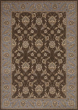 Couristan Palladino Sorano Chocolate Area Rug