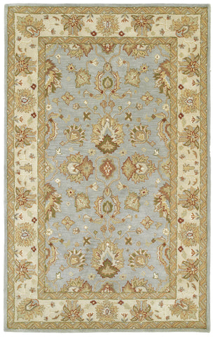 Kaleen Heirloom Heather-02 Spa Area Rug main image