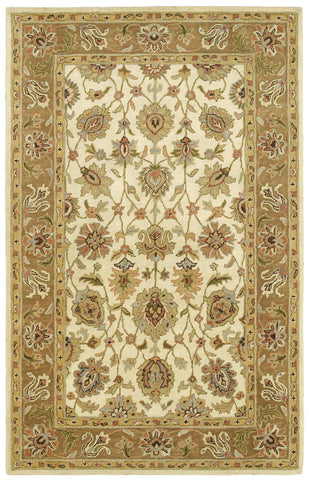 Kaleen Heirloom Deborah-03 Linen Area Rug main image