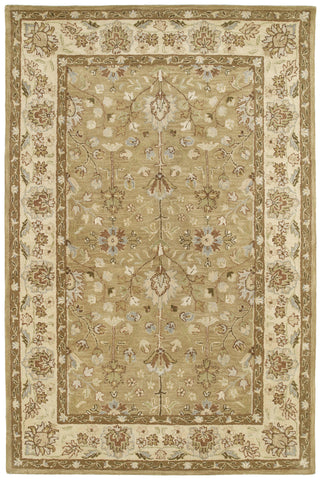 Kaleen Heirloom Katherine-05 Camel Area Rug main image