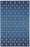 Capel Rossio 9197 Navy 475 Area Rug main image