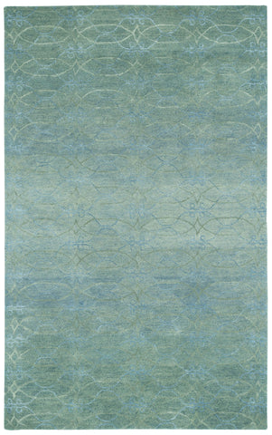 Capel Gave 9200 Grey Azure 340 Area Rug main image