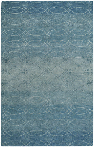 Capel Gave 9200 Ocean Blue 440 Area Rug main image