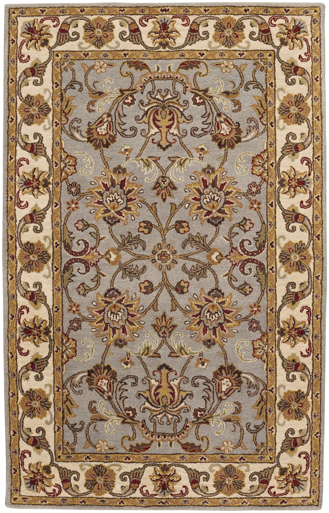 Capel Guilded 9205 Smoke 300 Area Rug main image