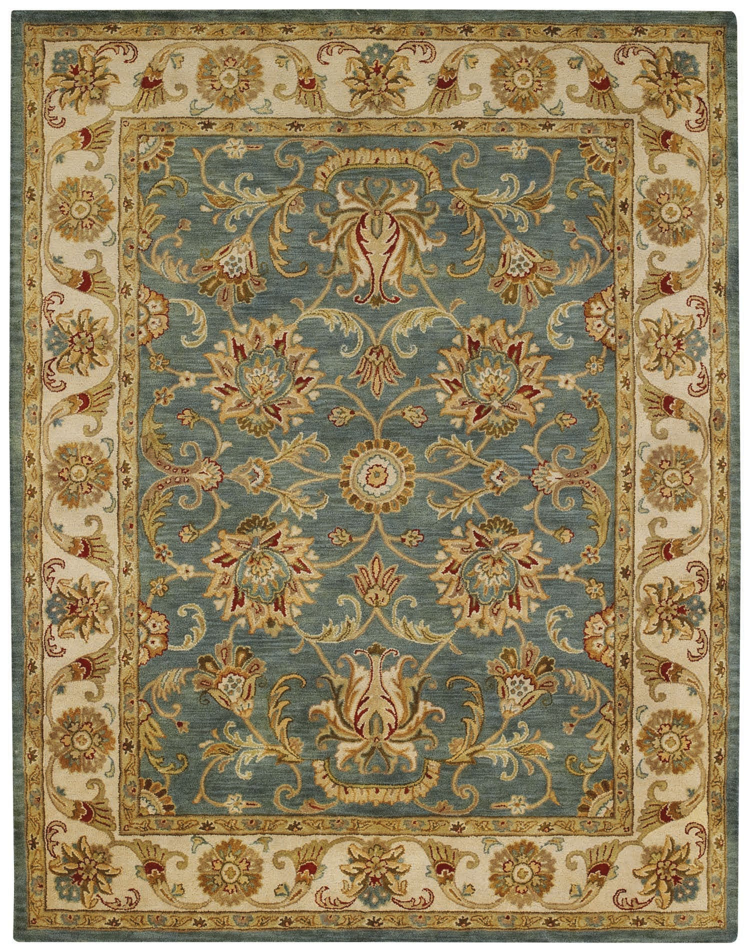 Capel Guilded 9205 Sapphire 460 Area Rug main image