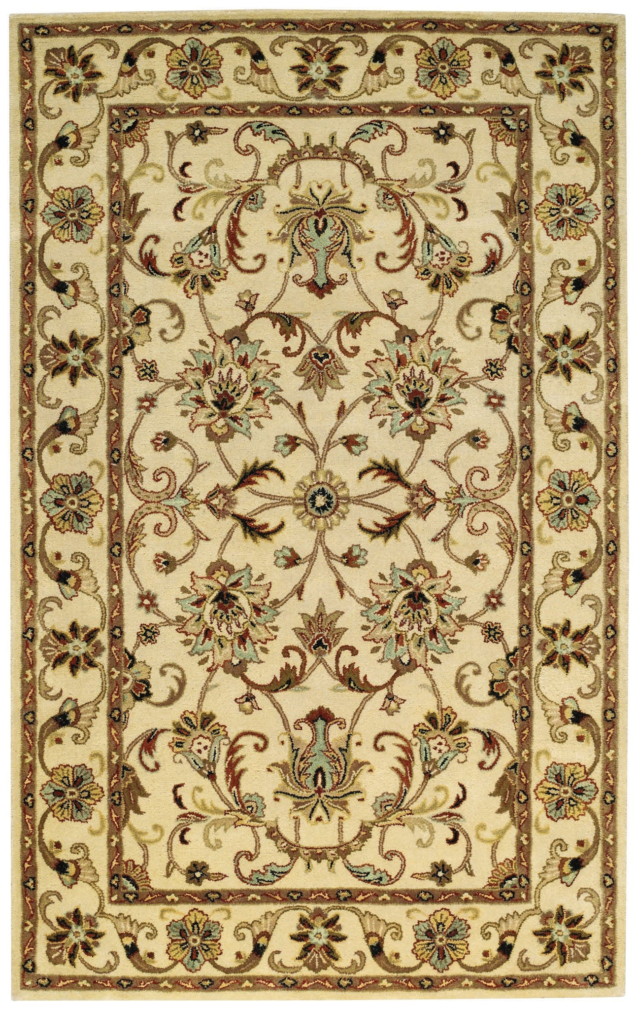 Capel Guilded 9205 Ivory 660 Area Rug main image