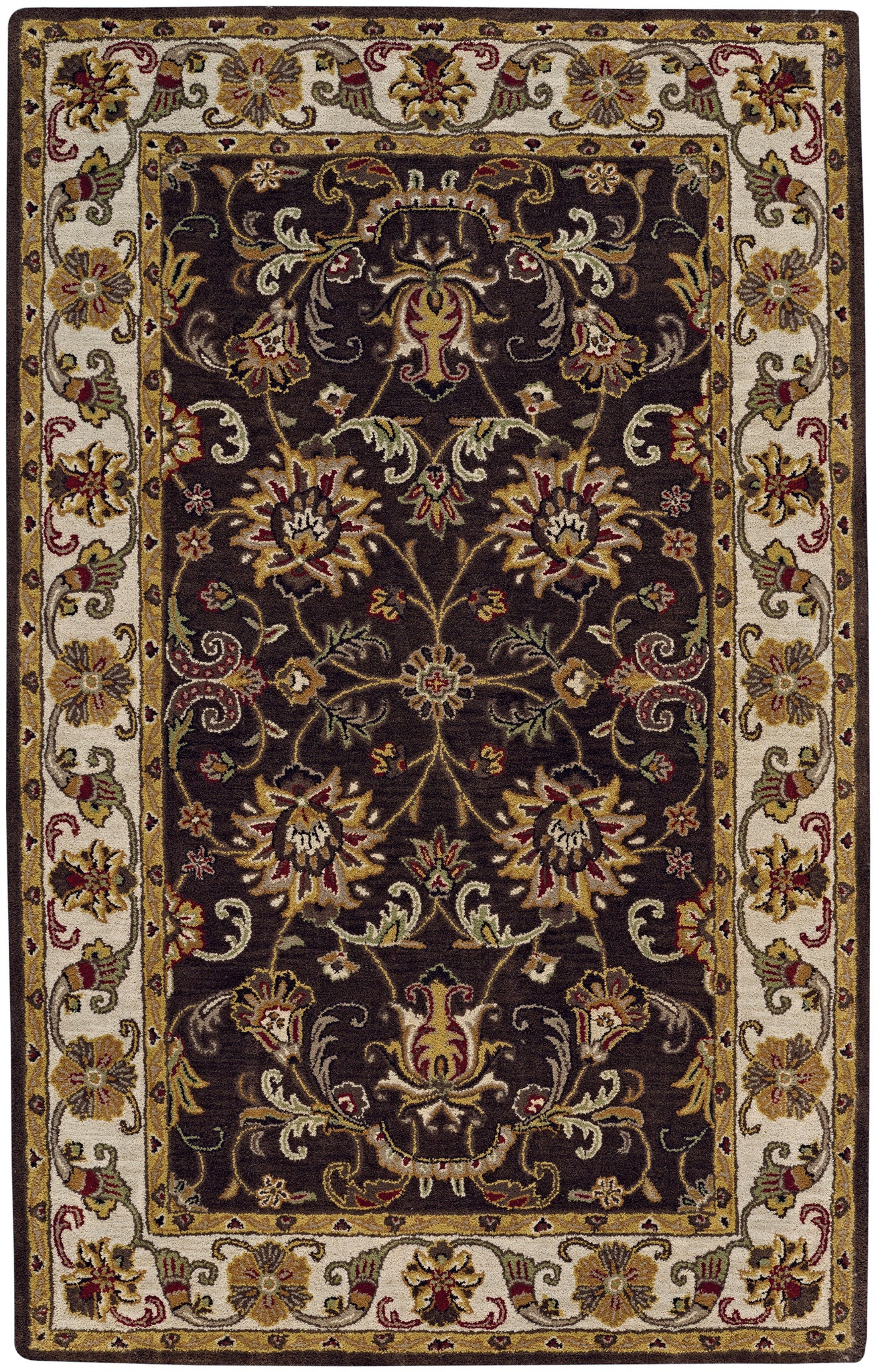 Capel Guilded 9205 Cocoa 760 Area Rug main image