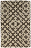 Capel Derry Optic 9223 Coffee 770 Area Rug main image