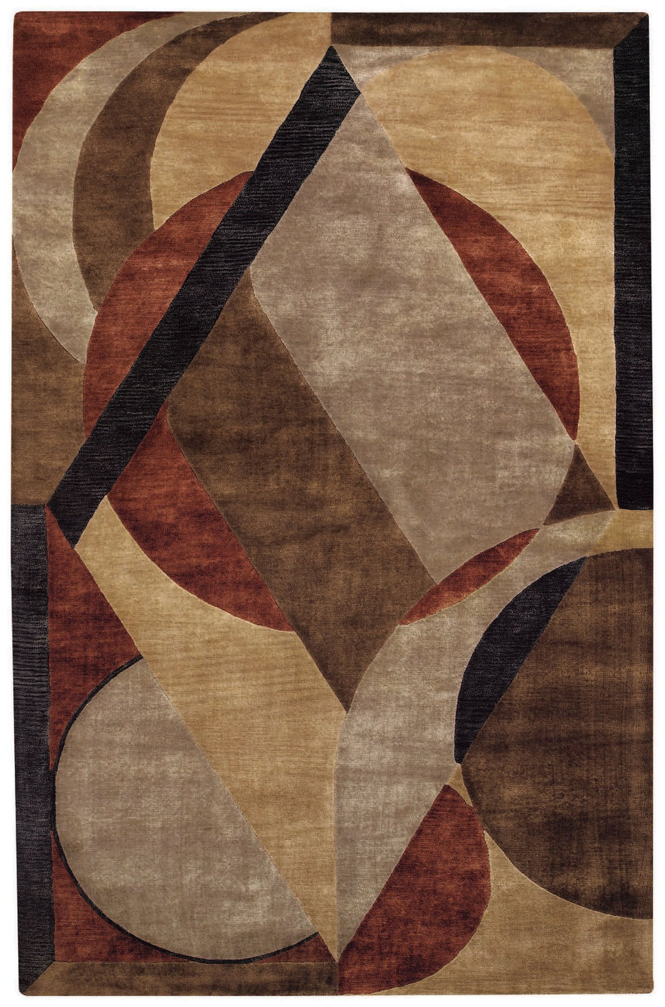 Capel Left Bank 9230 Sandy Beach Multi 700 Area Rug main image