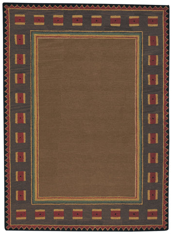 Capel Castle Rock 9233 Brown 700 Area Rug main image