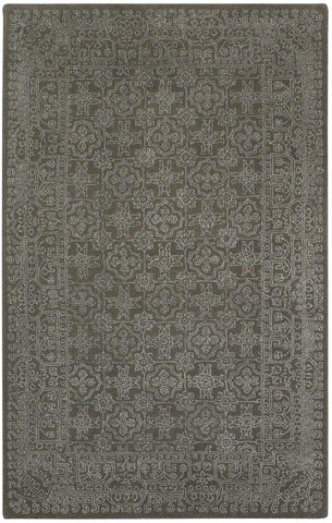 Capel Interlace 9243 Coal 730 Area Rug main image