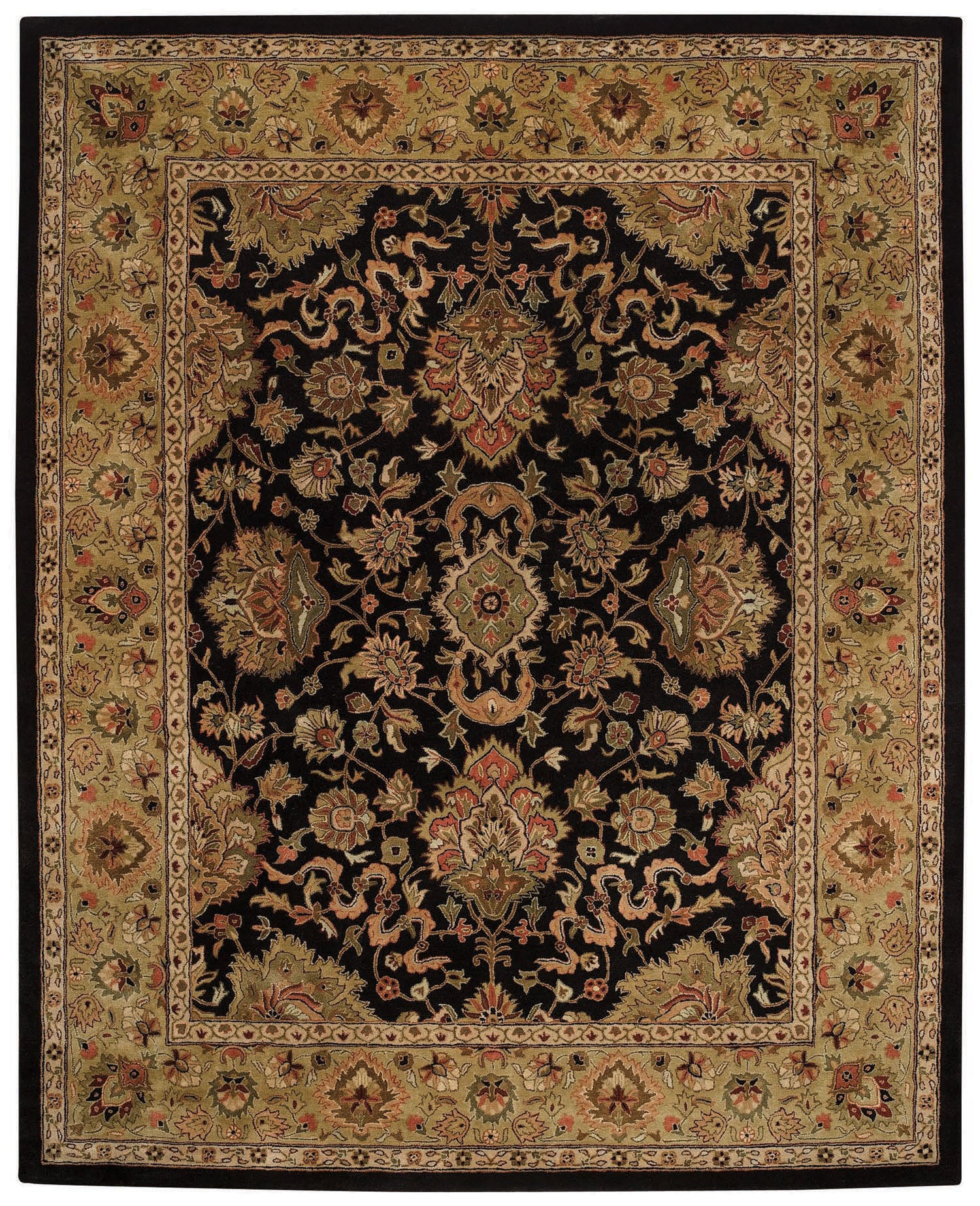 Capel Forest Park Mahal 9289 Onyx 350 Area Rug main image
