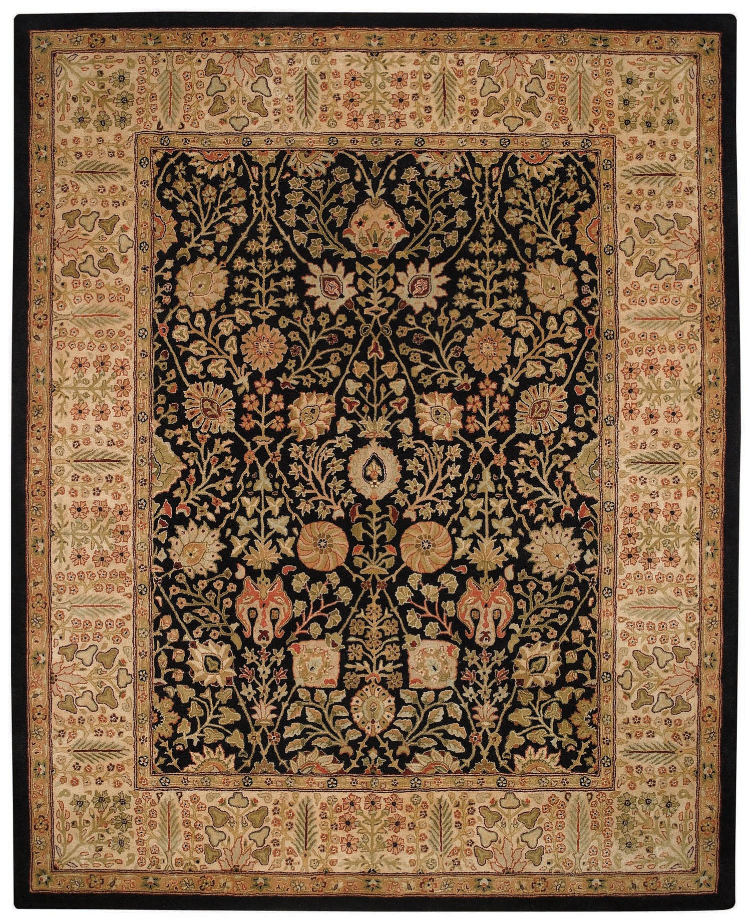 Capel Forest Park Persian Cedars 9292 Onyx 350 Area Rug main image